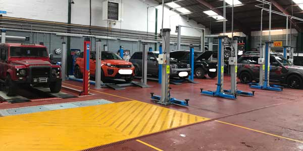 landrover specialists glasgow